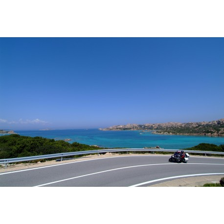 MOTORCYCLE TOUR - SARDINIA AND SICILY Italian Islands Tour and Amalfi Coast