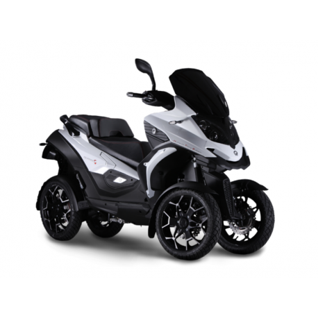 QUADRO QOODER 400 (Car license)