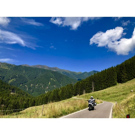 SELF GUIDED - Ride the Wonderful Dolomites
