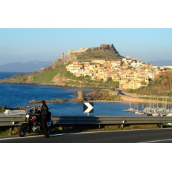 SELF GUIDED - Sardinia Motorcycle Dream Tour